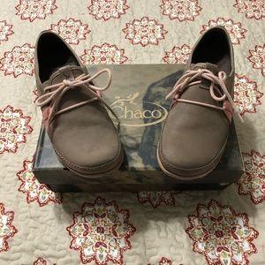 Chaco Harper lace shoes, Caribou. 7 1/2